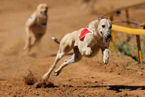Peterborough Greyhounds - Entry with Meal and Drink for Four or Six - Save 25%