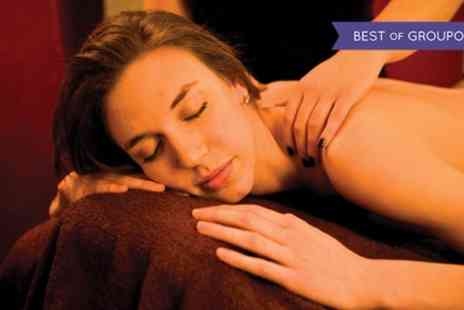 Bannatynes Health Club - Facial, Two Massages and Health Club Access for One or Two - Save 53%