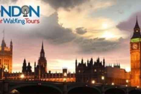 London Premier Walking Tours - Choice of Walking Tour For Four - Save 53%