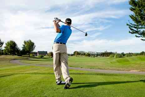 Dean Beaver Golf Professional - 60 Minute Golf Lesson and 45 Minute Initial Assessment - Save 0%