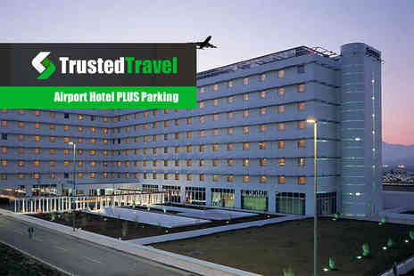 Trusted Travel - Take the stress out of your holiday with an airport hotel stay - Save 0%
