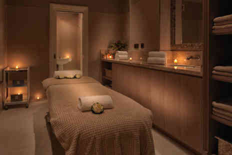 The Lalit London - Choice of one hour massage or facial and a glass of Champagne for one or two - Save 55%