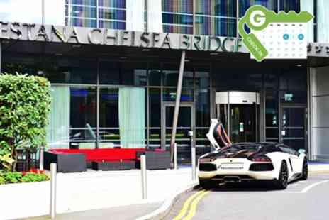Pestana Chelsea Bridge - Stay for Two with Breakfast, Spa Access and Prosecco - Save 27%