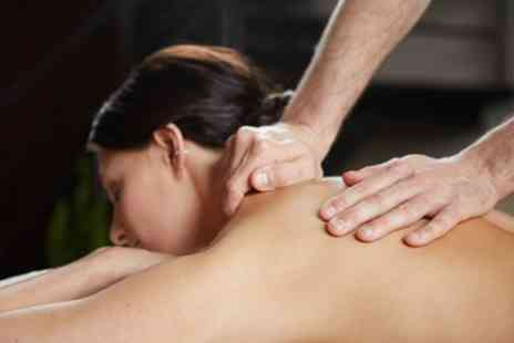 SerenityCT - Choice of One Hour Massage - Save 53%