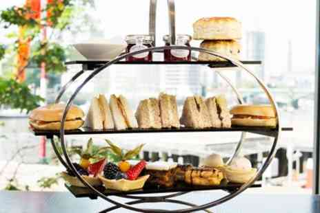 Crowne Plaza - Afternoon Tea for Two or Four - Save 45%