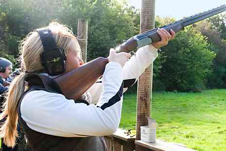 Fedcross - Clay Pigeon Shooting - Save 52%