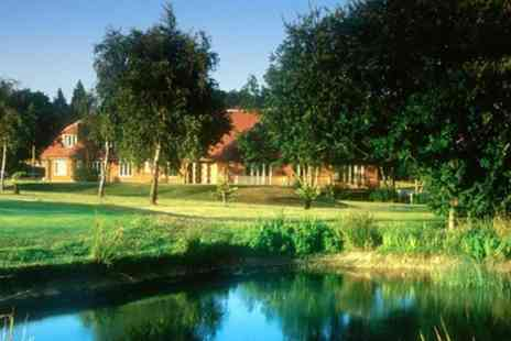 Sedlescombe Organic Vineyard - One Night Stay for Two with Breakfast and Vineyard Tour - Save 0%