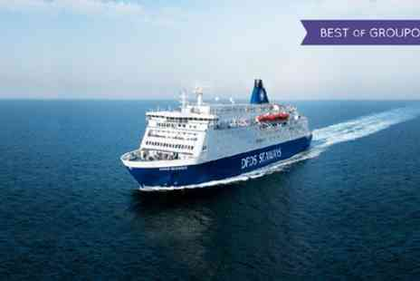 DFDS Seaways - Two Night Return Mini Cruise from Newcastle for Two or Four - Save 0%