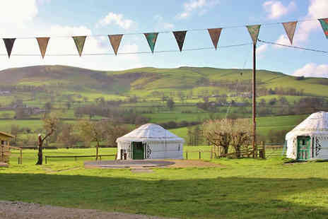 Barnutopia - Two Night Midweek Glamping Stay For 2, 4, 6 or 10 Guests with Pizza - Save 44%