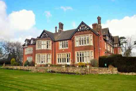 Scalford Hall Hotel - Afternoon tea for two - Save 54%
