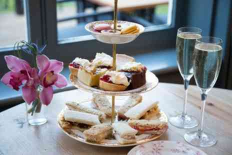 Acqua Beach Weymouth - Afternoon Tea with Prosecco for Two or Four - Save 0%