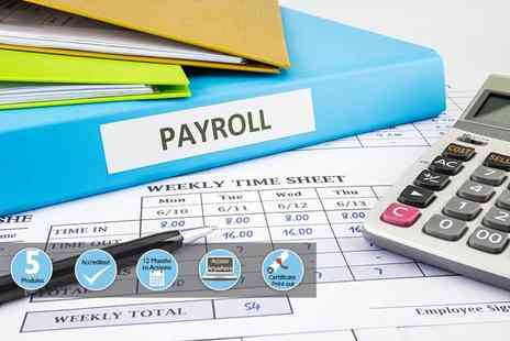 Event Trix - Online HR and payroll management course - Save 81%