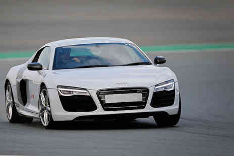 Activity Superstore - Audi R8 thrill driving experience from Activity Superstore - Save 37%