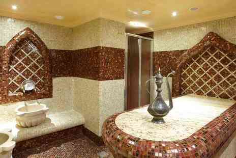 Crystal Palace Spa - Turkish Hammam Spa Ritual including Massage in Marylebone - Save 72%