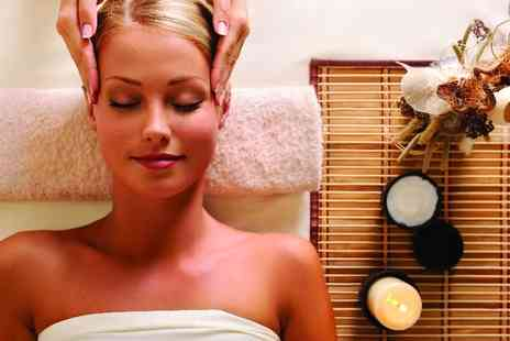 Serenity Salon and Spa - Indian head massage - Save 44%