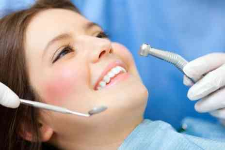 Spa Dental Clinic - Custom Made Teeth Whitening Trays with Dental Check Up - Save 79%