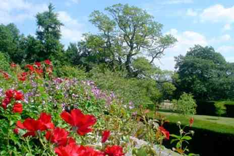 Milton Lodge Gardens - Garden entry for one  - Save 50%