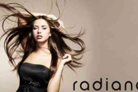 Radiance Hair and Beauty - Brazilian Blow Dry With Cut and Finish - Save 63%
