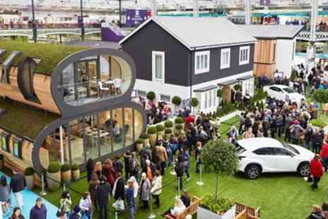 Media 10 - Visit the Ideal Home Show this Spring Bank Holiday - Save 0%