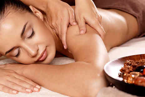 Strong for Life - Choice of one hour massage - Save 79%