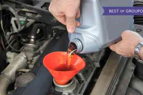 Eye Car Care - 68 Point Car Service with Oil and Oil Filter Change - Save 0%