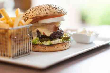 Doubletree Hilton - Burger and Beer for Two or Four - Save 60%