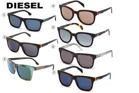 IDT Spa - Pair of Diesel designer sunglasses choose from 10 styles - Save 76%