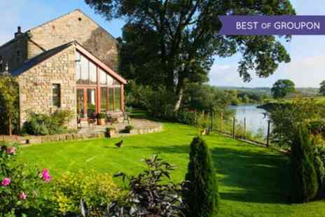 Riverside Barn - Two Nights Stay for Two with Tea and Refreshments on Arrival - Save 49%