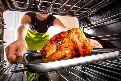 Kitchen Dirt Devils - Full oven cleaning service - Save 64%