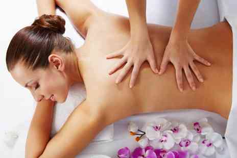 Eyves Beauty Lounge - One hour Swedish or warm oil massage - Save 62%