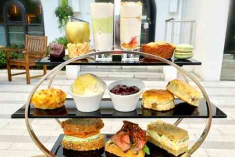 1269 Restaurant - Afternoon Tea with Optional Champagne for Up to Four - Save 40%