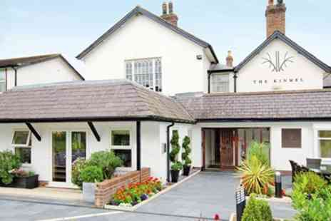 The Kinmel Manor Hotel - Welsh Coastal Spa Getaway with Dinner - Save 21%