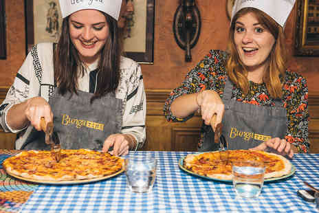 BungaTINI - Pizza Making Class with Cocktail for Two - Save 67%