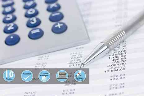 Event Trix - An online accounting and bookkeeping course - Save 81%