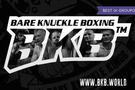 BKB Events - One or two general admission tickets to BKB 5 on 22 April - Save 53%