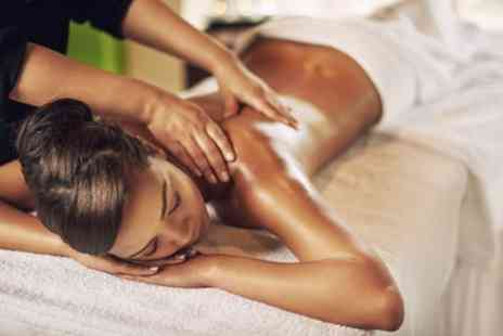 Violets Beauty - One Hour Swedish Full Body Massage - Save 52%
