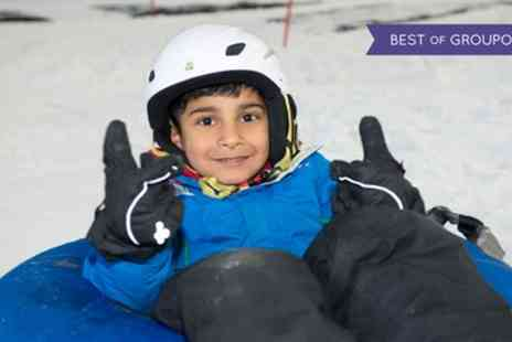 Chill Factore - One Hour Snow Park Pass for One or Two - Save 40%
