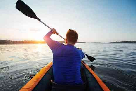 Activity Superstore - Half day Kayak or Canoe experience in a choice of three locations - Save 31%