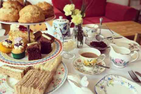 The Kitchen Croxley - Vintage Afternoon Tea for Two or Four - Save 39%