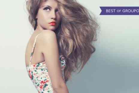 Skin & Tonic - Cut and Blow Dry with Optional Half Head Highlights of Full Head Colour - Save 0%