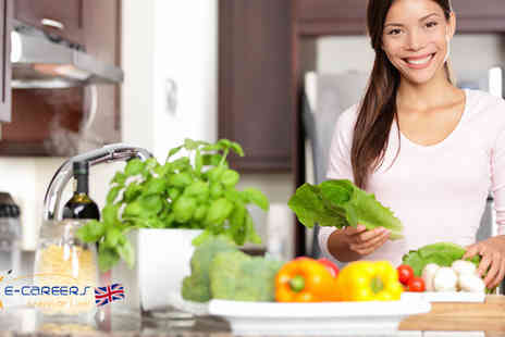 E Careers - Healthy Cooking Course - Save 97%