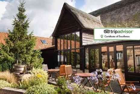 Ivy House Country Hotel - One or Two night stay for two with breakfast - Save 48%