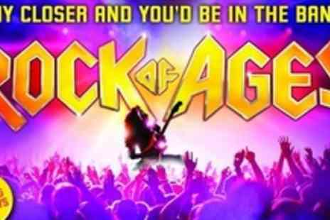 Rock of Ages - Top Price Ticket - Save 55%