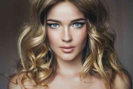 Dolled and Dapper Salon - Cut, Blow Dry and Choice of Condition, Colour or Half Head Highlights - Save 0%