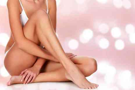 Unique Beauty 4 U - Brazilian or Hollywood with underarm strip wax or hot wax - Save 68%