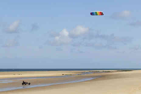 The Kitesurf Centre - Mix and match activity day - Save 53%