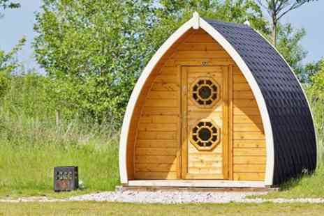 Stanley Villa Farm Camping - Up to 5 Night Camping Pod Stay for Two Adults and Two Children - Save 0%