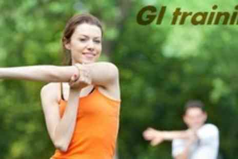 GI training - Ten Boot Camp or Boxercise Classes - Save 69%