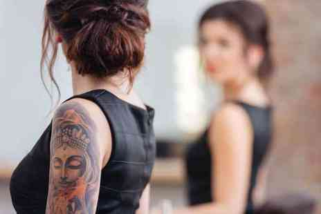 IWA Tattoo Parlour - 60 minutes of tattoo time and a 30 minute initial consultation - Save 64%