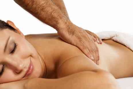 roger golten - Luxury 30 minute back massage - Save 55%